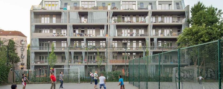 cohousing berlin f r gemeinschaftliches bauen und wohnen. Black Bedroom Furniture Sets. Home Design Ideas