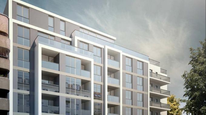 baugemeinschaft kinnig k ser in charlottenburg cohousing berlin. Black Bedroom Furniture Sets. Home Design Ideas