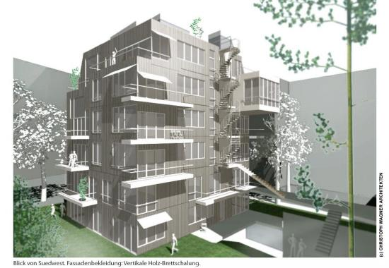 our space cohousing berlin. Black Bedroom Furniture Sets. Home Design Ideas